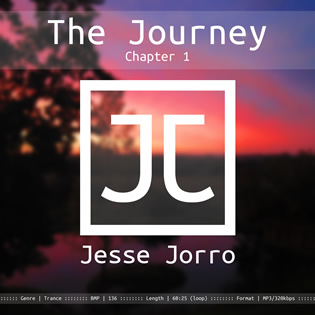 Jesse Jorro | The Journey - Chapter 1 | Cover Art